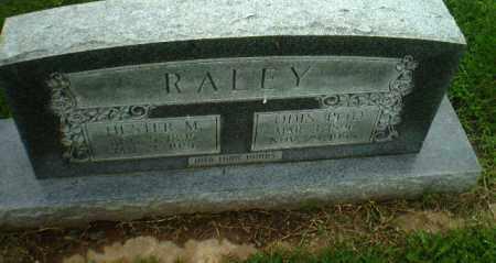 "RALEY, ODIS ""PETE"" - Greene County, Arkansas | ODIS ""PETE"" RALEY - Arkansas Gravestone Photos"