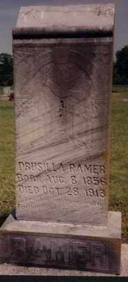 RAMER, DRUSILLA - Greene County, Arkansas | DRUSILLA RAMER - Arkansas Gravestone Photos