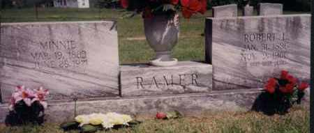 RAMER, ROBERT L - Greene County, Arkansas | ROBERT L RAMER - Arkansas Gravestone Photos