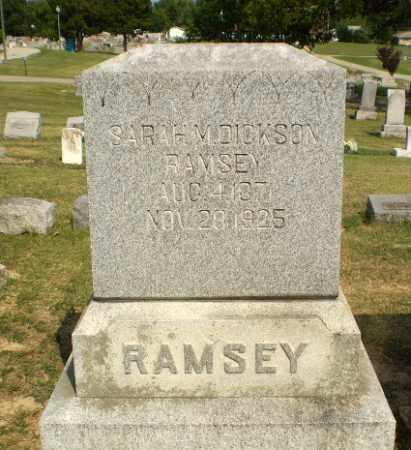 RAMSEY, SARAH M - Greene County, Arkansas | SARAH M RAMSEY - Arkansas Gravestone Photos
