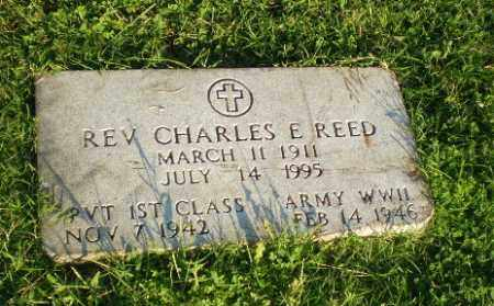 REED, REV (VETERAN WWII), CHARLES E - Greene County, Arkansas | CHARLES E REED, REV (VETERAN WWII) - Arkansas Gravestone Photos