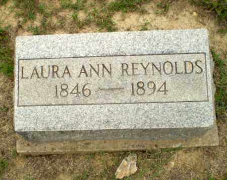 REYNOLDS, LAURA ANN - Greene County, Arkansas | LAURA ANN REYNOLDS - Arkansas Gravestone Photos
