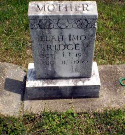 RIDGE, ELAH IMO - Greene County, Arkansas | ELAH IMO RIDGE - Arkansas Gravestone Photos