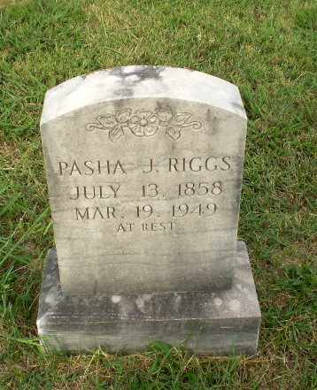 RIGGS, PASHA J - Greene County, Arkansas | PASHA J RIGGS - Arkansas Gravestone Photos