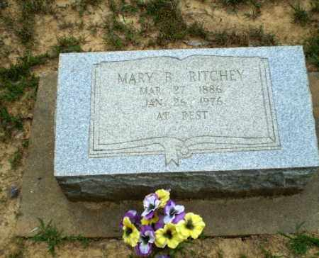 RITCHEY, MARY B - Greene County, Arkansas | MARY B RITCHEY - Arkansas Gravestone Photos