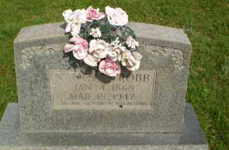 ROBB, NANCY - Greene County, Arkansas   NANCY ROBB - Arkansas Gravestone Photos