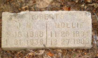 ROBERT, J.M. - Greene County, Arkansas | J.M. ROBERT - Arkansas Gravestone Photos