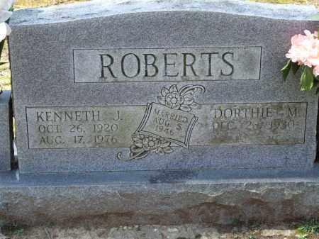 ROBERTS, DORTHIE M. - Greene County, Arkansas | DORTHIE M. ROBERTS - Arkansas Gravestone Photos