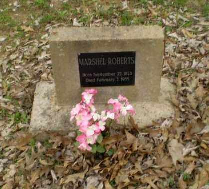 ROBERTS, MARSHEL - Greene County, Arkansas   MARSHEL ROBERTS - Arkansas Gravestone Photos