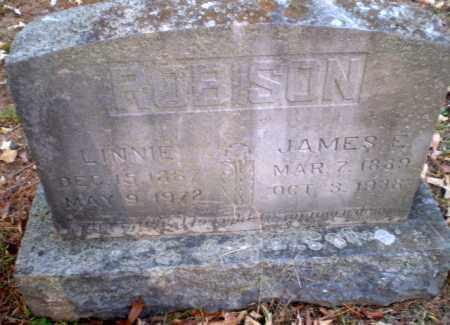 ROBISON, JAMES E - Greene County, Arkansas | JAMES E ROBISON - Arkansas Gravestone Photos