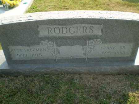 FREEMAN RODGERS, ETTA - Greene County, Arkansas | ETTA FREEMAN RODGERS - Arkansas Gravestone Photos