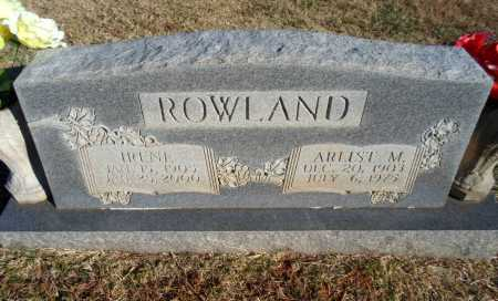 ROWLAND, IRENE - Greene County, Arkansas | IRENE ROWLAND - Arkansas Gravestone Photos