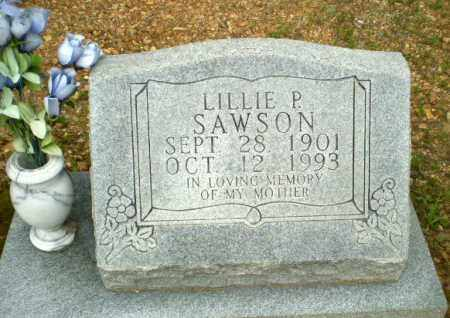 SAWSON, LILLIE P - Greene County, Arkansas | LILLIE P SAWSON - Arkansas Gravestone Photos