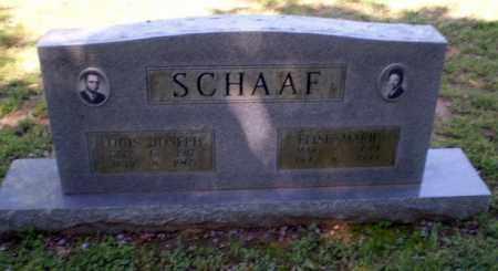 SCHAAF, ELISE MARIE - Greene County, Arkansas   ELISE MARIE SCHAAF - Arkansas Gravestone Photos