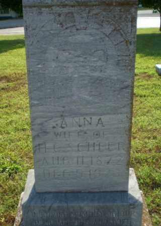 SCHEER, ANNA - Greene County, Arkansas   ANNA SCHEER - Arkansas Gravestone Photos
