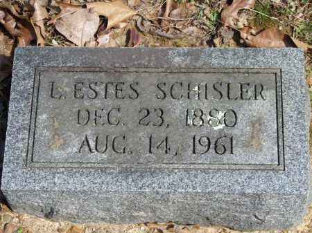 SCHISLER, L. ESTES - Greene County, Arkansas | L. ESTES SCHISLER - Arkansas Gravestone Photos