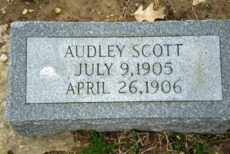 SCOTT, AUDLEY - Greene County, Arkansas   AUDLEY SCOTT - Arkansas Gravestone Photos