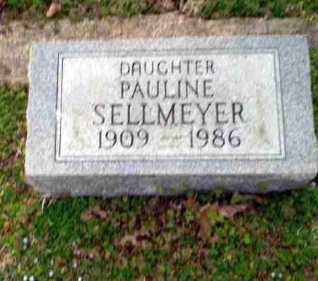 SELLMEYER, PAULINE - Greene County, Arkansas   PAULINE SELLMEYER - Arkansas Gravestone Photos