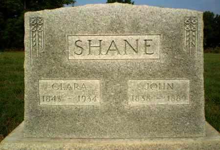 SHANE, JOHN - Greene County, Arkansas | JOHN SHANE - Arkansas Gravestone Photos