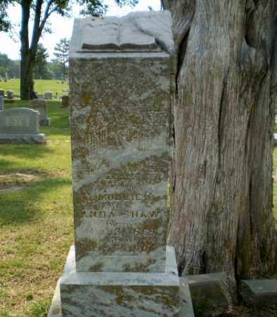SHAW, MOLLIE - Greene County, Arkansas   MOLLIE SHAW - Arkansas Gravestone Photos