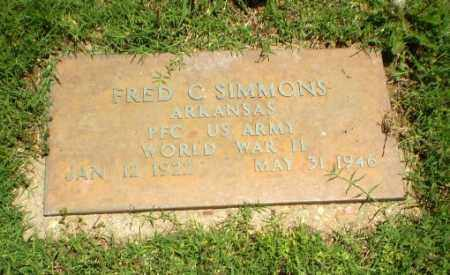 SHELTON (VETERAN WWII), FRED C - Greene County, Arkansas   FRED C SHELTON (VETERAN WWII) - Arkansas Gravestone Photos