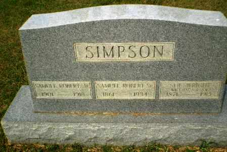 SIMPSON, SUE - Greene County, Arkansas | SUE SIMPSON - Arkansas Gravestone Photos
