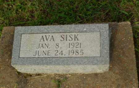 SISK, AVA - Greene County, Arkansas | AVA SISK - Arkansas Gravestone Photos