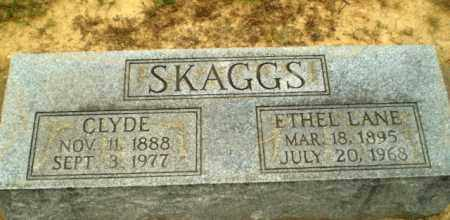 SKAGGS, CLYDE - Greene County, Arkansas | CLYDE SKAGGS - Arkansas Gravestone Photos