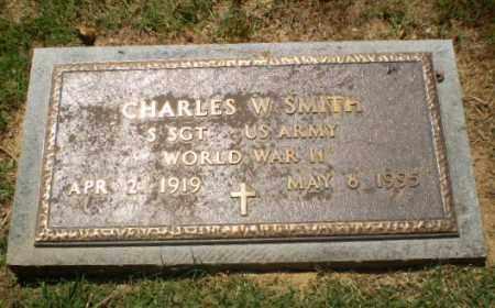 SMITH  (VETERAN WWII), CHARLES W - Greene County, Arkansas | CHARLES W SMITH  (VETERAN WWII) - Arkansas Gravestone Photos