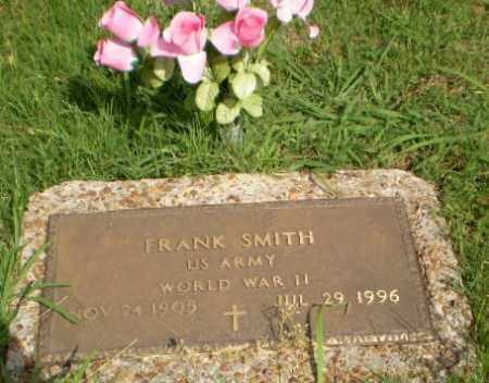 SMITH  (VETERAN WWII), FRANK - Greene County, Arkansas | FRANK SMITH  (VETERAN WWII) - Arkansas Gravestone Photos