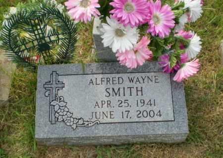 SMITH, ALFRED WAYNE - Greene County, Arkansas | ALFRED WAYNE SMITH - Arkansas Gravestone Photos