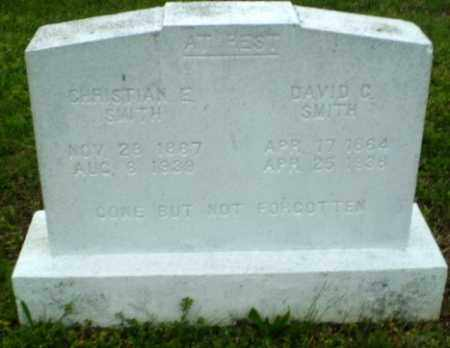 SMITH, DAVID C - Greene County, Arkansas | DAVID C SMITH - Arkansas Gravestone Photos