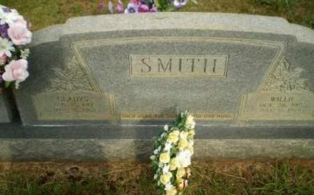 SMITH, WILLIE - Greene County, Arkansas | WILLIE SMITH - Arkansas Gravestone Photos
