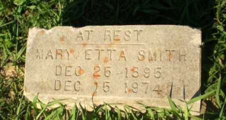 SMITH, MARY ETTA - Greene County, Arkansas | MARY ETTA SMITH - Arkansas Gravestone Photos