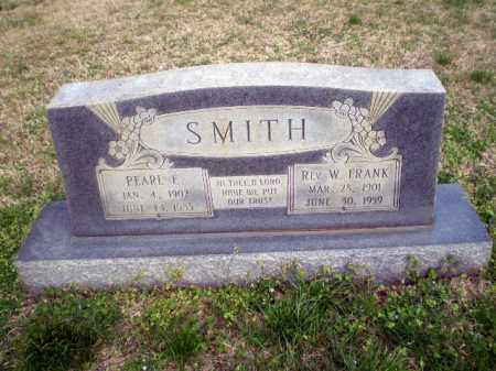 SMITH, REV W FRANK - Greene County, Arkansas | REV W FRANK SMITH - Arkansas Gravestone Photos