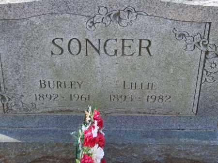 SONGER, LILLIE - Greene County, Arkansas | LILLIE SONGER - Arkansas Gravestone Photos