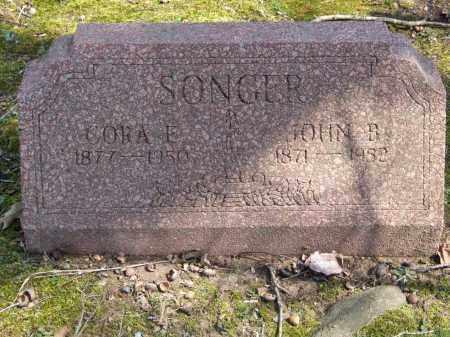 SONGER, CORA E. - Greene County, Arkansas   CORA E. SONGER - Arkansas Gravestone Photos
