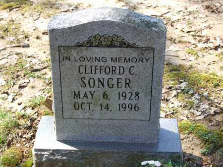 SONGER, CLIFFORD C. - Greene County, Arkansas | CLIFFORD C. SONGER - Arkansas Gravestone Photos