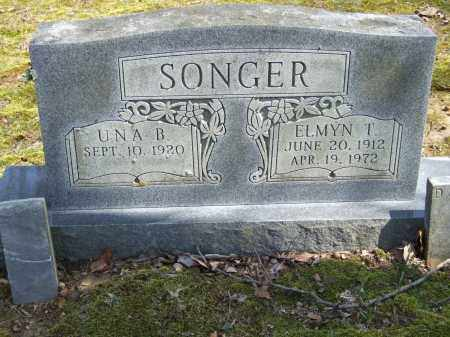 SONGER, ELMYN T. - Greene County, Arkansas   ELMYN T. SONGER - Arkansas Gravestone Photos