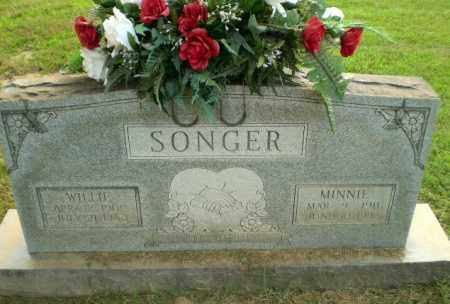 SONGER, WILLIE - Greene County, Arkansas | WILLIE SONGER - Arkansas Gravestone Photos