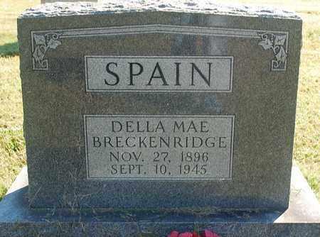 SPAIN, DELLA MAE - Greene County, Arkansas   DELLA MAE SPAIN - Arkansas Gravestone Photos