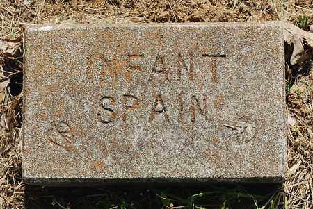 SPAIN, INFANT - Greene County, Arkansas | INFANT SPAIN - Arkansas Gravestone Photos