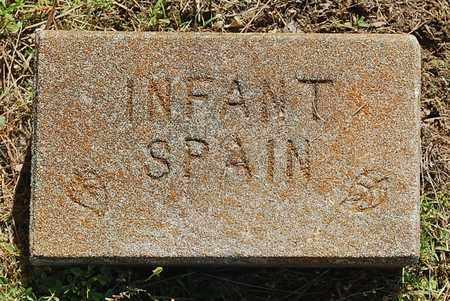 SPAIN, INFANT - Greene County, Arkansas | INFANT SPAIN - Arkansas Gravestone Photos