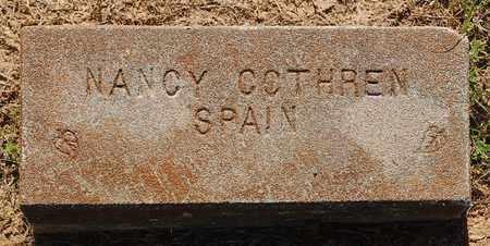 SPAIN, NANCY - Greene County, Arkansas   NANCY SPAIN - Arkansas Gravestone Photos