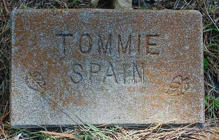 SPAIN, TOMMIE - Greene County, Arkansas | TOMMIE SPAIN - Arkansas Gravestone Photos