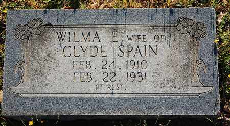 SPAIN, WILMA E. - Greene County, Arkansas | WILMA E. SPAIN - Arkansas Gravestone Photos