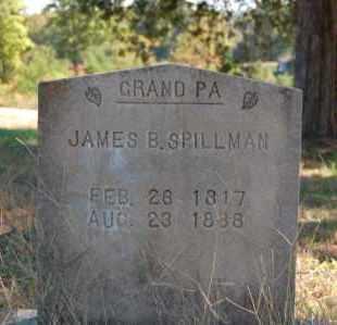 SPILLMAN, JAMES B. - Greene County, Arkansas | JAMES B. SPILLMAN - Arkansas Gravestone Photos