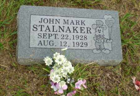 STALNAKER, JOHN MARK - Greene County, Arkansas | JOHN MARK STALNAKER - Arkansas Gravestone Photos
