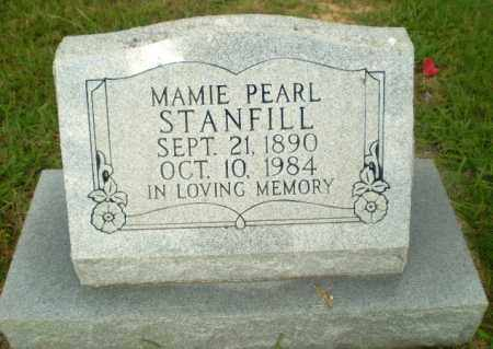 STANFILL, MAMIE PEARL - Greene County, Arkansas | MAMIE PEARL STANFILL - Arkansas Gravestone Photos