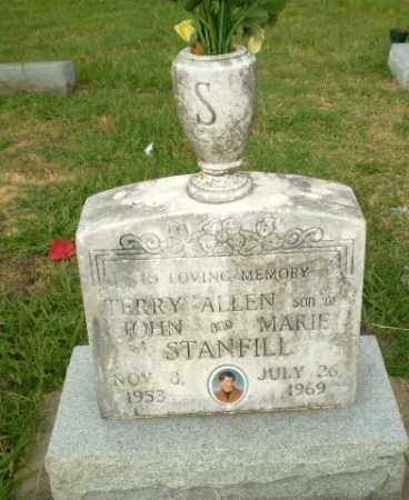 STANFILL, TERRY ALLEN - Greene County, Arkansas | TERRY ALLEN STANFILL - Arkansas Gravestone Photos